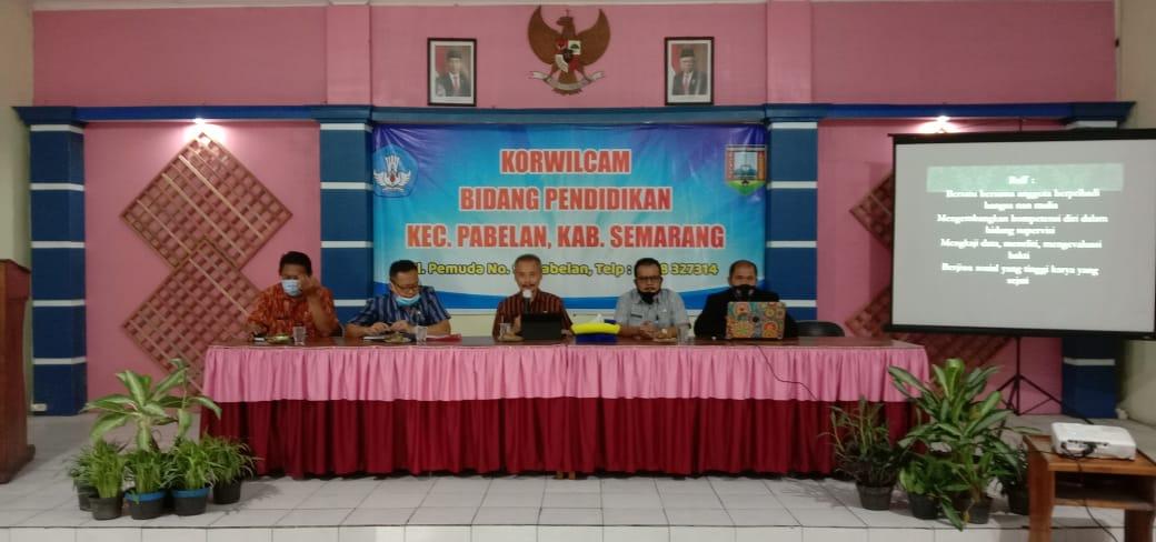 Rapat Koordinasi Pengawas