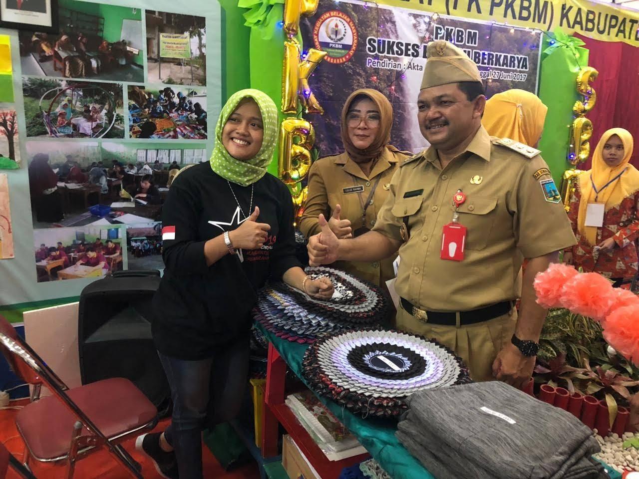 Expo Pendidikan Non Formal Disdikbudpora Kab. Semarang Tahun 2019